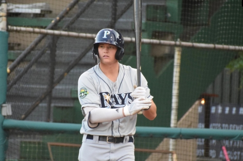 Rays prospects and minor leagues: Schnell makes Bowling Green debut