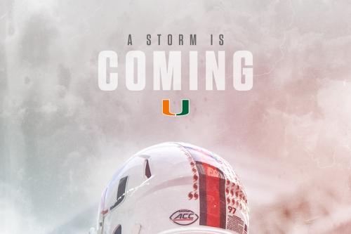 A storm is coming: Miami Hurricanes vs Florida Gators