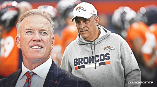 John Elway calls Vic Fangio 'everything that I thought he would be'