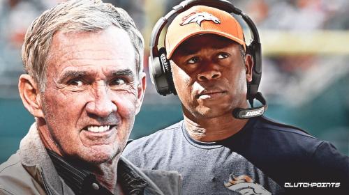 Mike Shanahan was close to replacing Vance Joseph as Denver head coach