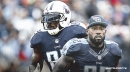 Titans' Delanie Walker motivated by unheralded players ranked above him