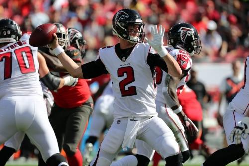 Matt Ryan looks to build on longest active 4,000-yard streak in 2019