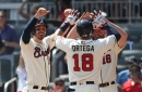 Rafael Ortega's slam is the difference for the Braves in a 5-3 win over the Dodgers