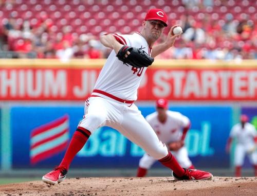 Alex Wood allows 2 home runs in Cincinnati Reds' 5-4 loss to St. Louis Cardinals