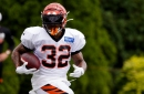 Bengals notebook: LT Cordy Glenn doesn't practice, Trayveon Williams out rest of preseason