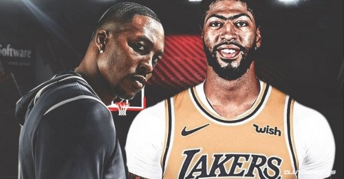 Dwight Howard excited about the prospect of playing alongside LeBron James and Anthony Davis with the Lakers