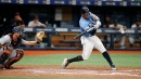 Tommy Pham leads off and comes through for Rays