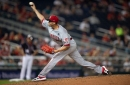 Kevin Gausman tosses 6th immaculate inning in Cincinnati Reds history