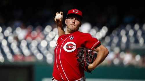 Padres notes: It's a Reds alert for Ks; Yates' perfectly difficult inning; Urias rising