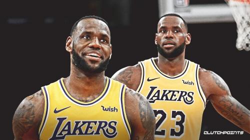 Lakers' LeBron James is favorite NBA player among rookies