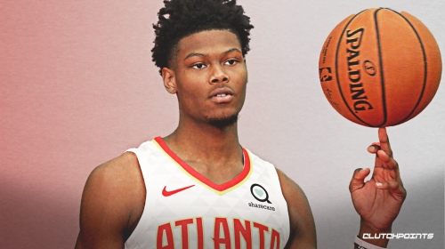 Rookie Survey says Hawks' Cam Reddish will have best career among rookie class