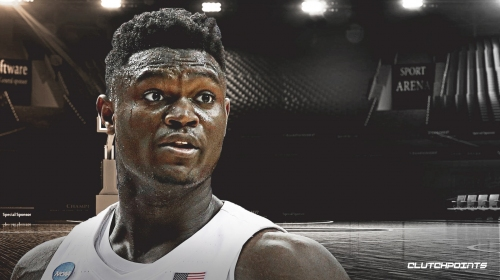 Pelicans' Zion Williamson voted most athletic in NBA Rookie Survey