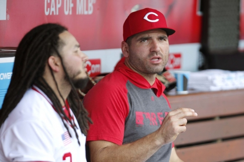 What exactly are we looking for in the rest of this Cincinnati Reds season?