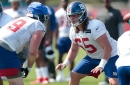 Film Study: Checking in on the Giants' offensive tackle depth