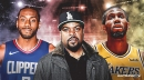 Ice Cube not mad Kawhi Leonard signed with Clippers over Lakers