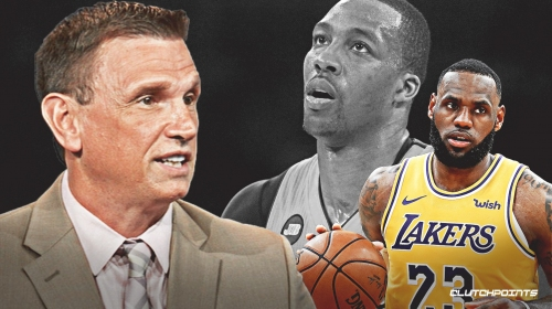 Tim Legler says Lakers should ask LeBron James first if signing Dwight Howard is a good idea