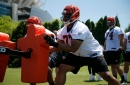 Bengals notebook: Left tackle Cordy Glenn in concussion protocol
