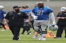 Detroit Lions' A'Shawn Robinson worried about making Super Bowl, not his contract