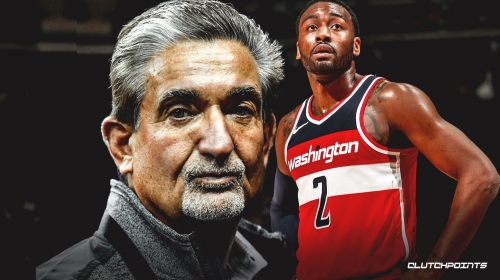 Wizards news: Owner Ted Leonsis says Wizards are 'proud of John Wall and how he is progressing'