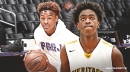 Bronny James, Zaire Wade make Sierra Canyon debut in front of packed crowd in China