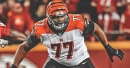 Bengals LT Cordy Glenn to miss remainder of preseason with concussion symptons