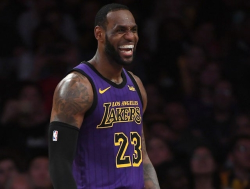 Lakers News: LeBron James Voted Favorite Player In 2019-20 NBA Rookie Survey