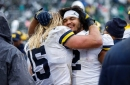 Michigan football names Bredeson, Hudson, Kemp as captains