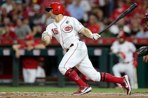 Cincinnati Reds notebook: Joel Kuhnel cherishes 1st strikeout; Nick Senzel scratched from lineup