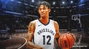 Ja Morant says he's '100 percent' right now after knee surgery in June