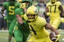 Oregon WR Mycah Pittman to Miss Six to Eight Weeks