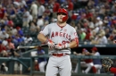 Angels lose to Rangers in the 11th after giving up a six-run lead