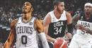 Celtics' Jayson Tatum learning about sacrifice in Team USA