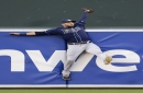 Home run robbers, including Rays' Kevin Kermaier, get praise -- and swag -- for spectacular plays
