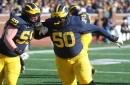 Michigan football's offensive line depth, according to OL coach Ed Warinner