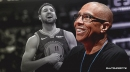 Mychal Thompson says Warriors star Klay Thompson is 'optimistic and enthusiastic about getting back late next season'