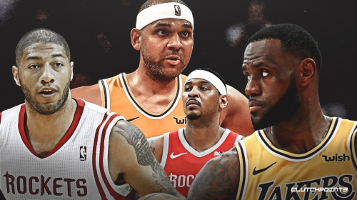 Royce White slams LeBron James, Lakers for signing Jared Dudley over Carmelo Anthony