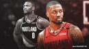 Damian Lillard says he has become a better player since he started making music