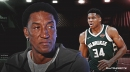 Scottie Pippen says Bucks star Giannis Antetokounmpo 'earned' the honor of becoming 1st international player to get signature sneaker