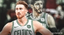 Celtics' Gordon Hayward says everyone in Boston is going to love Enes Kanter and 'his energy that he brings'