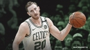 Gordon Hayward explains why he stayed in Boston this summer instead of going to San Diego to train