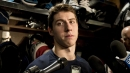 Agent of Maple Leafs' Marner contacts Zurich in Swiss league