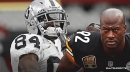 James Harrison says it's time for Raiders WR Antonio Brown to 'give it up'