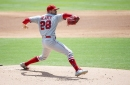 Andrew Heaney dominates and Mike Trout hits another home run in Angels' victory