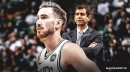 Celtics' Gordon Hayward thinks Brad Stevens is 'excited about who we have as a group right now'