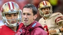 49ers' Kyle Shanahan has confidence in Nick Mullens and CJ Beathard