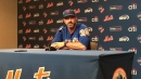 Mets manager Mickey Callaway reflects on his time working with Cleveland's Terry Fracona