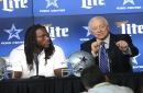 Jerry Jones is not sure if there's money left for the Cowboys triplets 3.0