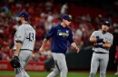 Brewers lose 9-4, Cardinals now 4 up on Brew Crew in NL Central