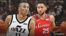 Jazz guard Dante Exum says Ben Simmons might have 'overreacted' a bit with alleged casino racism incident