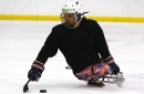 Ducks' sled hockey events empower athletes with disabilities